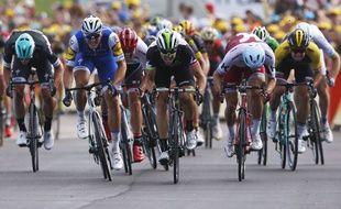 Les sprinteurs du Tour (enfin ceux qu'il reste)