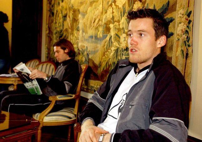 Mickaël Landreau en 2002.