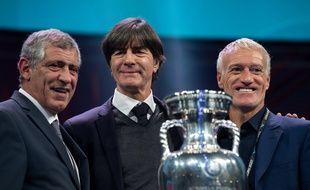 Ces trois là sont contents, ils ne se croiseront pas sur la route du Mondial 2022
