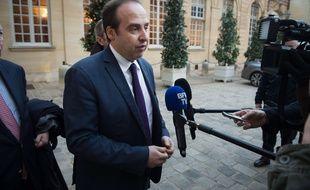 Le président de l'UDI Jean-Christophe Lagarde reproche à Laurent Wauquiez d'être dans une obsession identitaire et d'incarner l'ultra-droite.