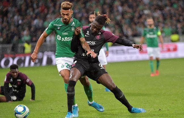 Ligue 1 : Les joueurs du FC Metz Kévin N'Doram et Manuel Cabit blessés dans un accident de voiture