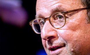 L'ancien chef de l'Etat François Hollande