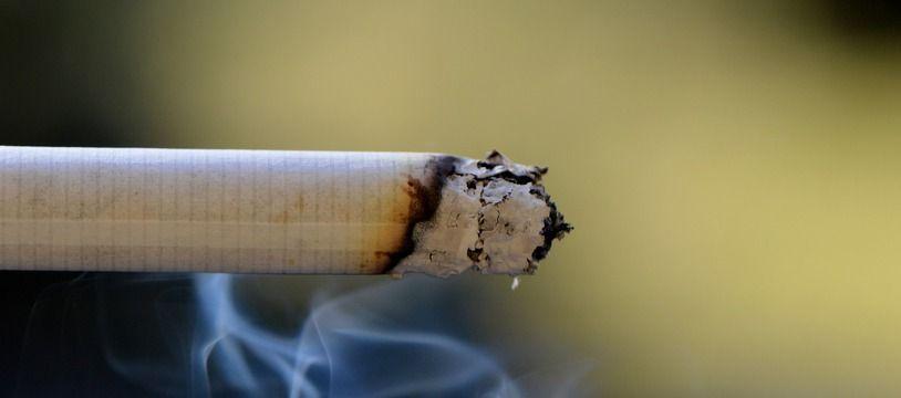 Les ventes de cigarettes ont augmenté en début d'année avec les restrictions sanitaires aux frontières.