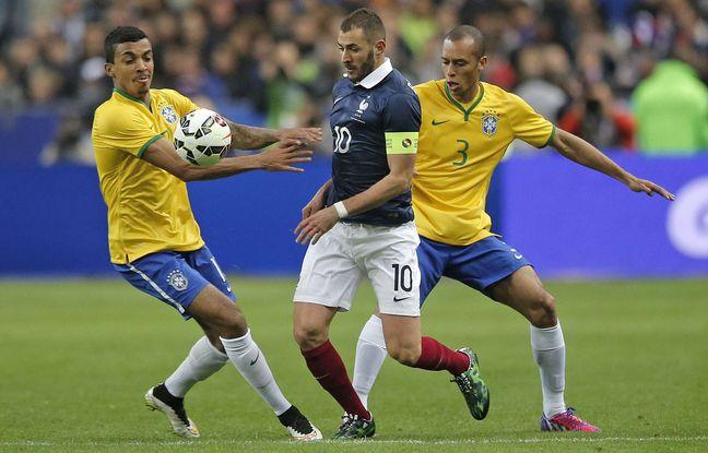Karim Benzema capitaine des Bleus