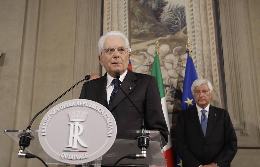Italie : Le président accorde un délai jusqu'à mardi aux partis pour former une nouvelle majorité