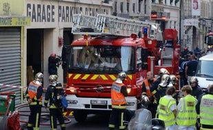 Aucune nouvelle victime n'a été trouvée à l'issue des travaux de déblaiement du sous-sol de l'immeuble parisien touché vendredi par une explosion dans laquelle trois hommes ont été tués et une personne gravement blessée, a-t-on appris samedi auprès des pompiers.