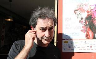 François Morel, le 25 octobre 2013 à Calvi.