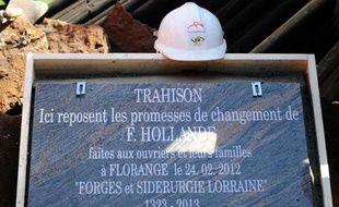 """La proposition de loi """"Florange"""" sur la reprise de site rentables, texte découlant d'une promesse de François Hollande, a été débattue et encore remaniée mercredi à l'Assemblée, où la droite n'a pas ménagé ses critiques."""