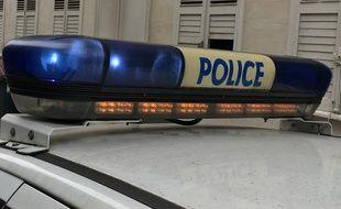 La police a retrouvé le téléphone volé de la victime en interpellant un des agresseurs présumés (Illustration).