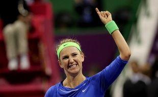 La Bélarusse Victoria Azarenka, forfait pour le tournoi de Dubaï la semaine passée, a perdu 280 points mais reste en tête du classement féminin WTA publié lundi, dont la 5e place est désormais occupée par la Polonaise Agnieszka Radwanska, titrée dans l'Emirat.