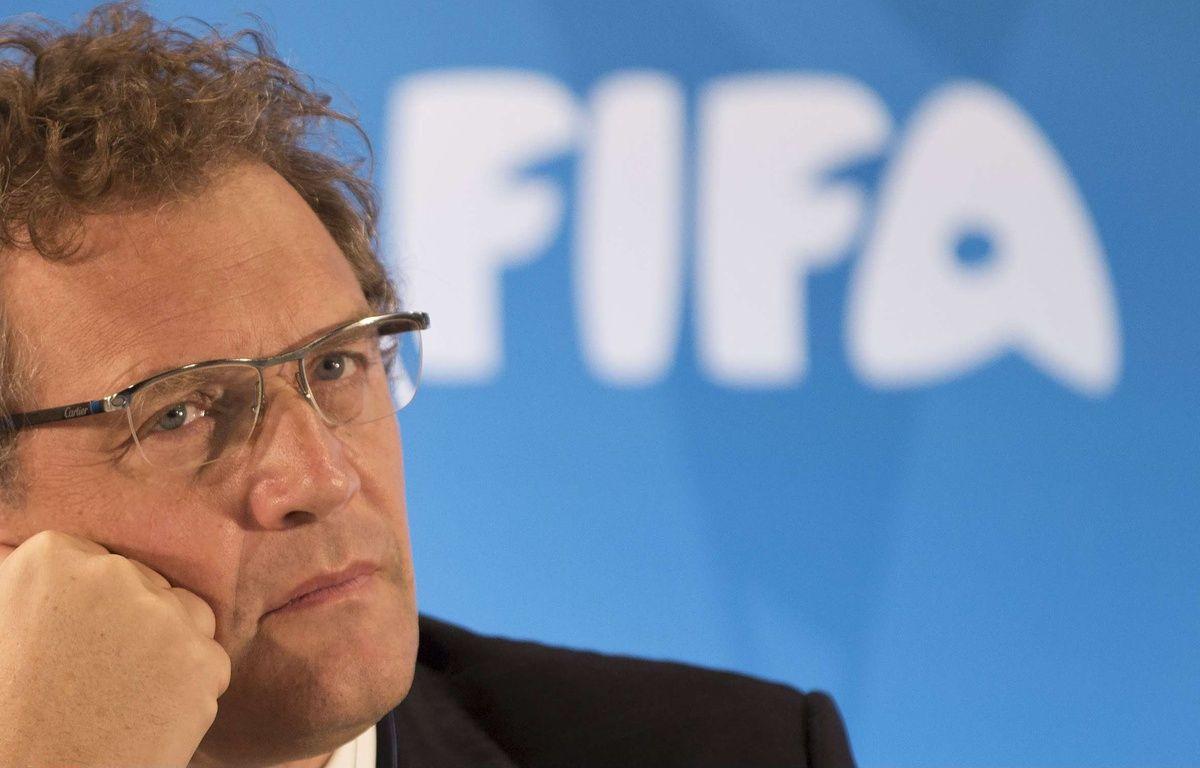 Jérôme Valcke avait précédemment été condamné à une suspension de 10 ans par la justice interne de la Fifa – Felipe Dana/AP/SIPA