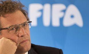 Jérôme Valcke avait été condamné à une suspension de 10 ans par la justice interne de la Fifa