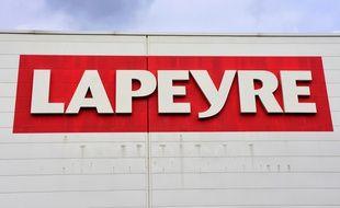 Un magasin Lapeyre à Salaise-sur-Sanne (illustration).