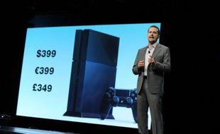 La Playstation 4 sortira pour les fêtes de fin d'année à 399 euros.
