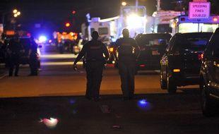 Un tireur a ouvert le feu dans un lycée de Floride, tuant 17 personnes, le 14 février 2018.