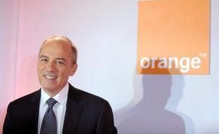 Le PDG de France Télécom, Stéphane Richard, a assuré mardi qu'aucun plan social n'était prévu au sein de son groupe en dépit de l'arrivée du nouvel opérateur de téléphonie mobile Free Mobile (Iliad) sur le marché en janvier dernier.