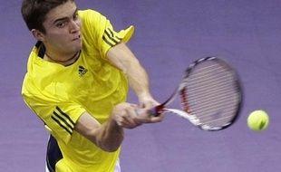 Gilles Simon bat Rafael Nadal le 18 octobre à Madrid