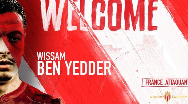 Mercato: Wissam Ben Yedder quitte Séville pour Monaco, Rony Lopes fait le chemin inverse - 20 Minutes