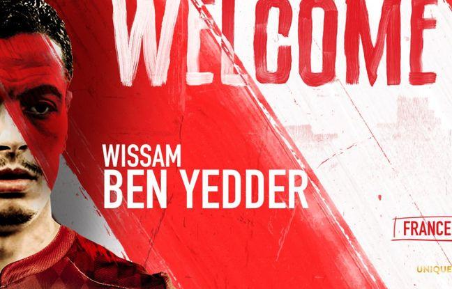 Mercato: Wissam Ben Yedder quitte Séville pour Monaco, Rony Lopes fait le chemin inverse
