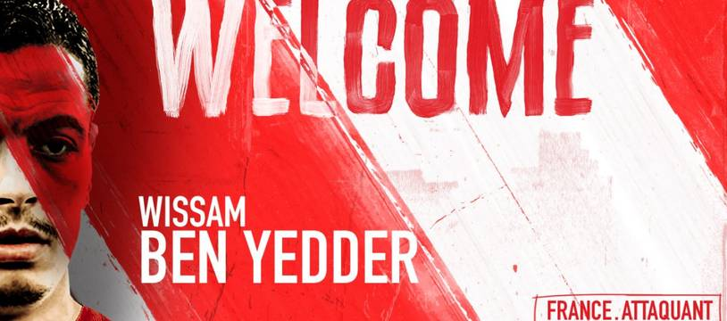 Ben Yedder a signé à Monaco
