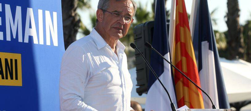 Thierry Mariani est le candidat RN aux régionales en Paca
