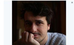 Loup Bureau se présente sur Twitter comme un étudiant en journalisme