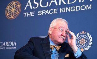 Le scientifique et homme d'affaires russe Igor Ashurbeyli, le 25 juin 2018.