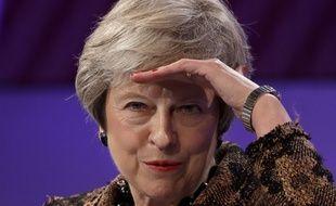 Theresa May, le 19 novembre 2018 à Londres.