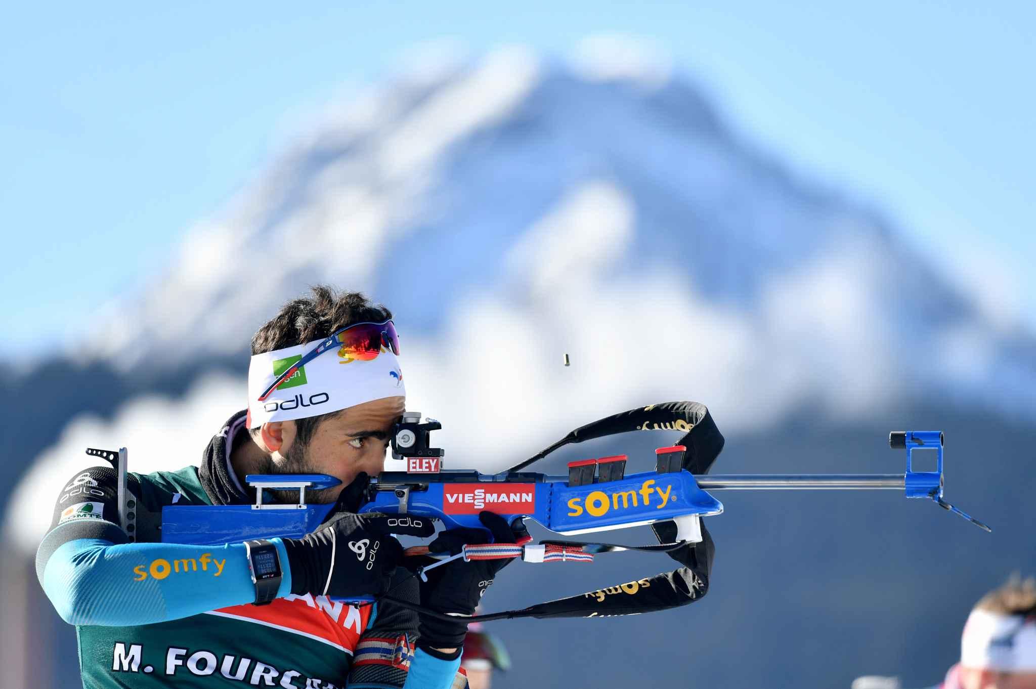 Biathlon: Martin Fourcade 3e, Lowell Bailey sacré