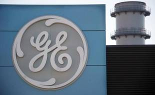 Logo du groupe General Electric