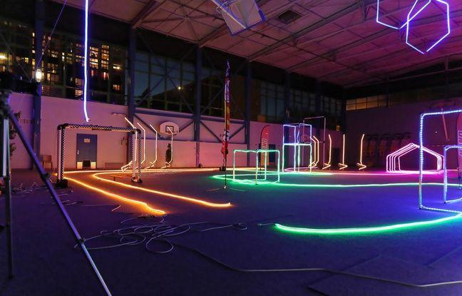 Une manche de la coupe du monde de course de drones pourrait se tenir à Lyon fin avril 2017.