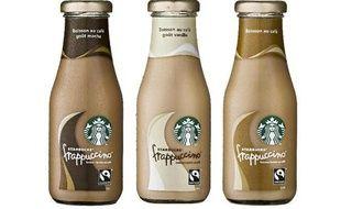 Starbucks va lancer ses trois «Frappuccinos» en bouteille dans 900 points de vente dans toute l'Ile-de-France