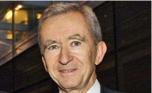 Bernard Arnault, propriétaire de LVMH.
