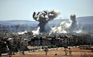 Le conflit en Syrie dure depuis sept ans.