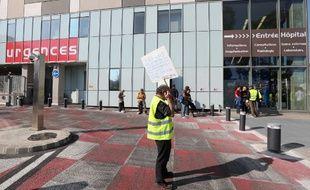 De nombreux « gilets jaunes » sont passés par la case hôpital après les manifestations, depuis près de six mois.