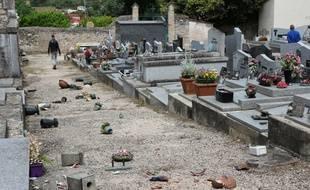 Le cimetière de Bédarieux a été vandalisé pour la seconde fois en une dizaine de jours.