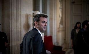 Olivier Véran à l'Assemblée nationale, le 29 janvier dernier.