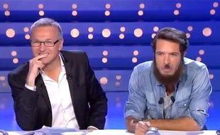 La chronique de Nicolas Bedos sur la polémique Dieudonné dans «On n'est pas couché» sur France 2, le 11 janvier 2014.