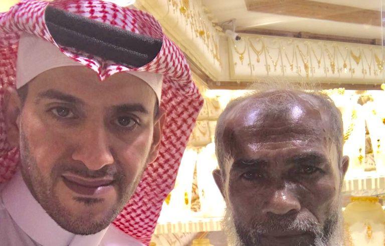 cherche homme riche saoudien)