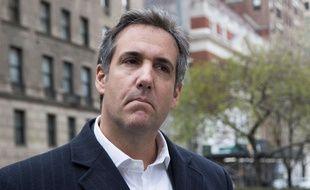 L'avocat personnel de Donald Trump, Michael Cohen, le 11 avril 2018 à New York.