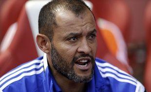 Le coach de Valence Nuno Espirito Santo lors d'un match de pré-saison à l'Emirates Stadium, le 3 août 2014.