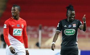 Bertrand Traoré, auteur du premier but et passeur décisif sur celui de Mariano Diaz, a réussi son retour en tant que titulaire.