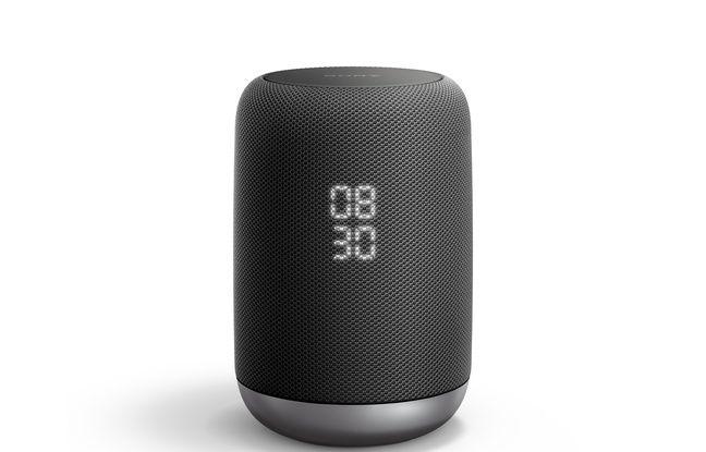 L'enceinte LF-S50G de Sony est lestée de Google Assistant.