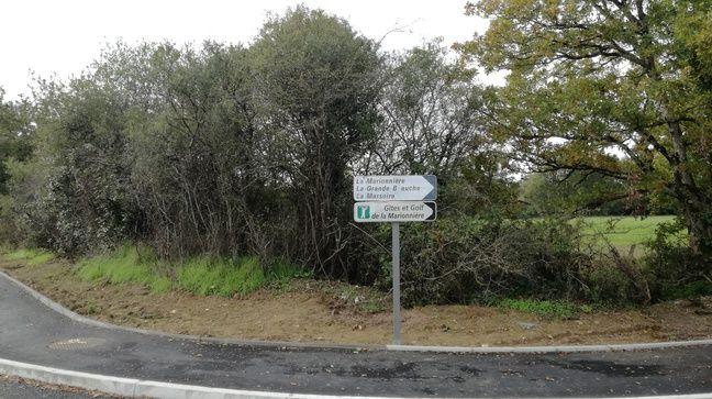 Les terrains voulus par la direction se trouvent sur le lieu-dit La Marionnière à Pont-Saint-Martin.