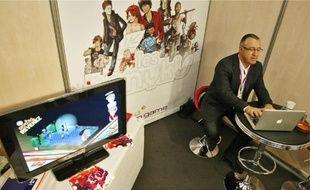 Le projet VieTaVille a été présenté lors du salon Serious Game, à la Cité internationale de Lyon.