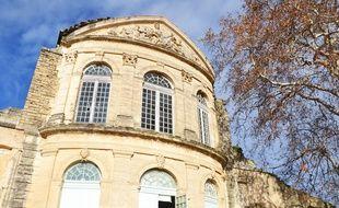 Le château Bonnier de la Mosson, à Montpellier.