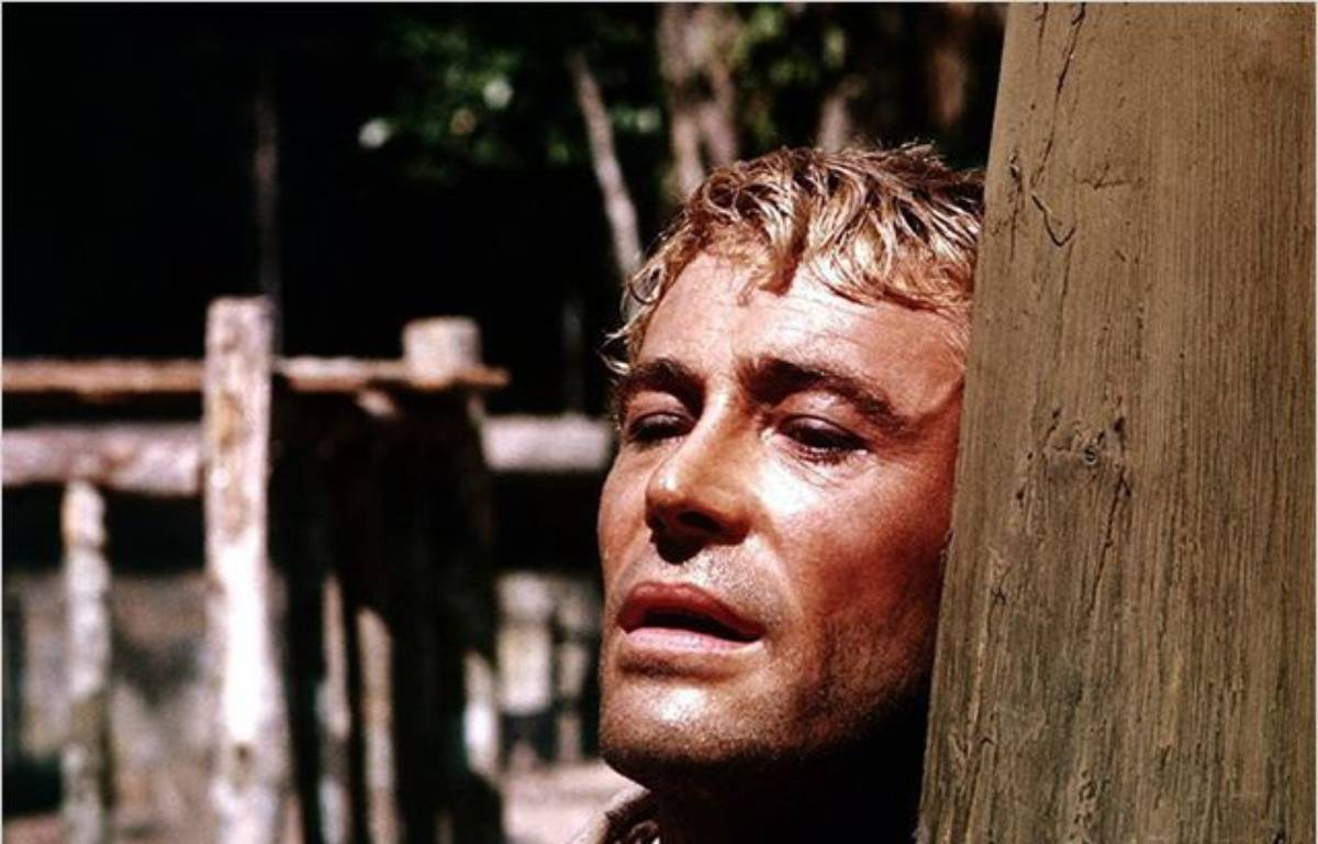 Peter O'Toole dans Lord Jim – Wild Side