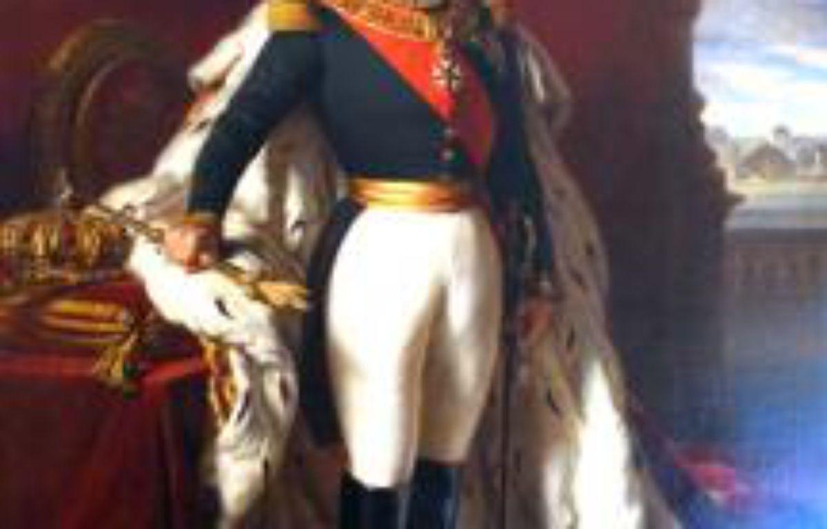 Tableau de Napoléon III d'après Franz Xavier Winterhaler. – DR