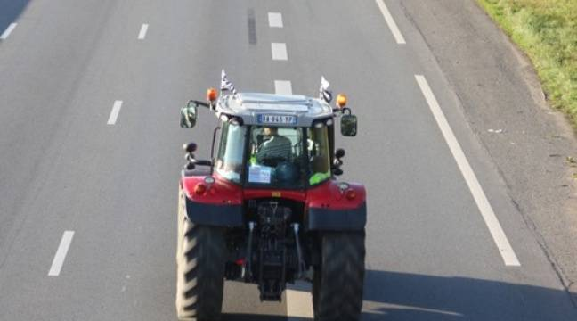Un tracteur breton se fait flasher à 146 km/h sur une route en Espagne