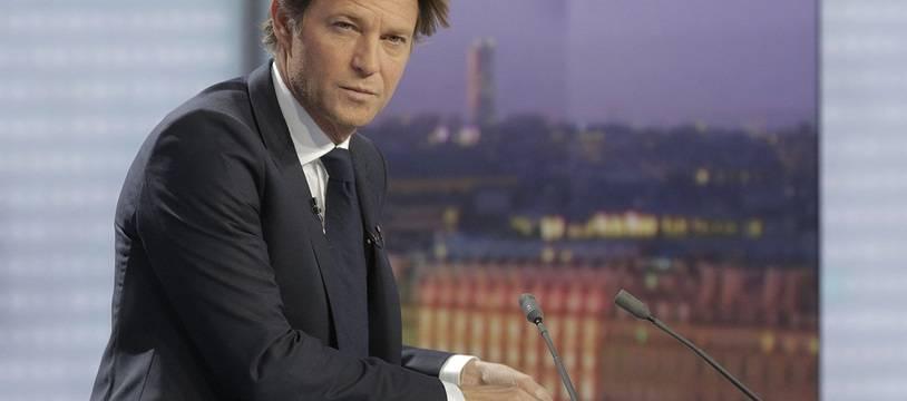 Laurent Delahousse le 18 novembre 2018